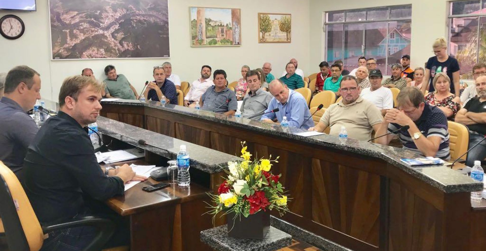 Câmara de Ibirama inicia ano legislativo
