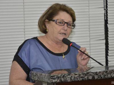 Iracema Duwe é escolhida nova presidente da Câmara de Vereadores
