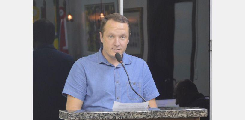 Vereador Adolfo Fiedler destaca importância dos Conselhos Municipais